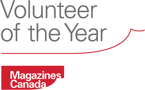 Volunteer of the Year: Magazines Canada