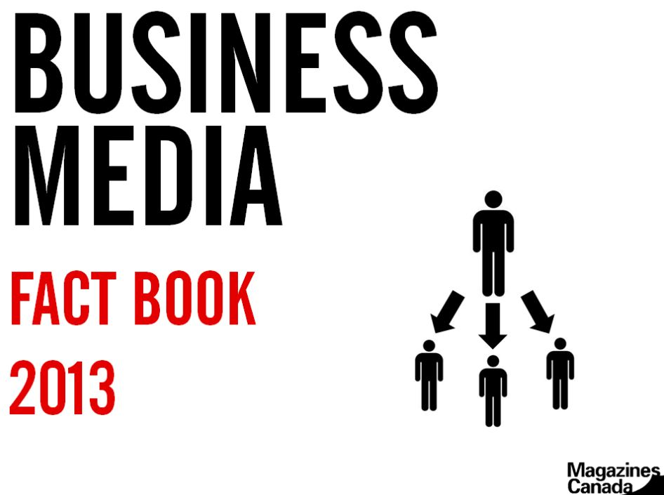 Business Media Fact Book (2013)