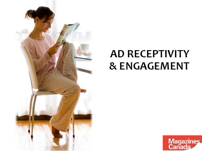 Ad Receptivity & Engagement
