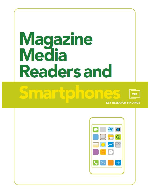 Magazine Media Readers and Smartphones