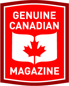Genuine Canadian Magazine Icon
