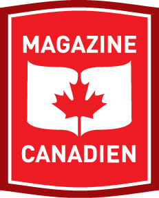 Le logo « Magazine canadien »