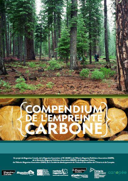 Compendium de l'empreinte carbone