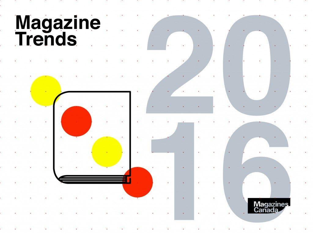 Magazine Trends 2016