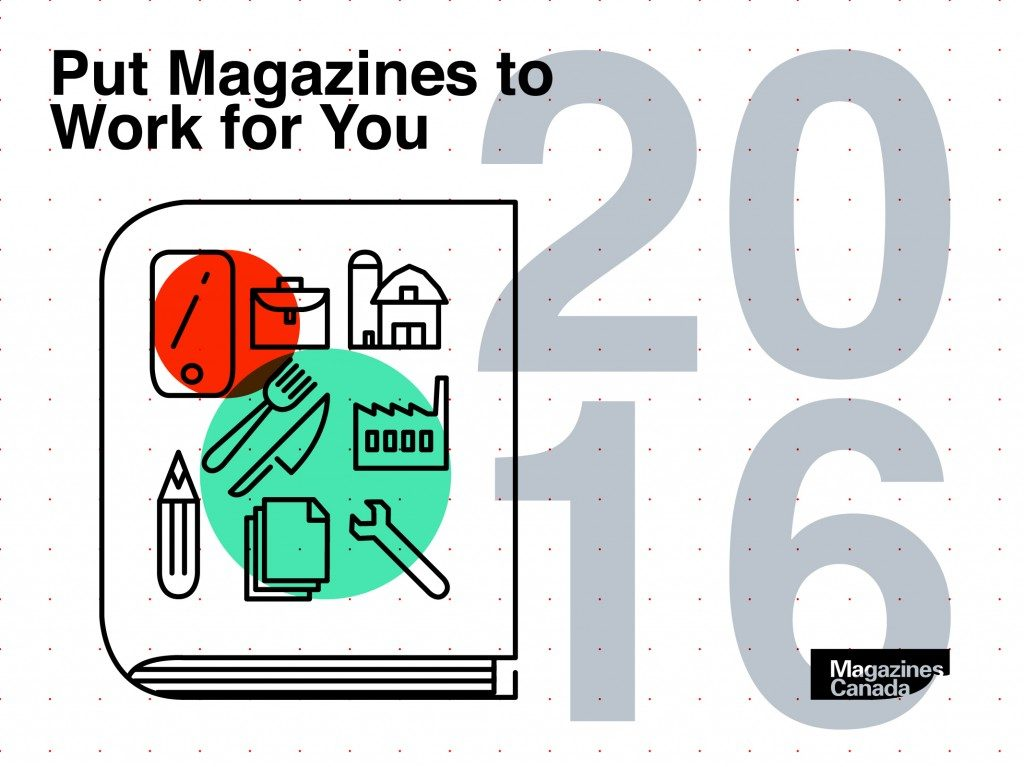 Put Magazines to Work for You 2016
