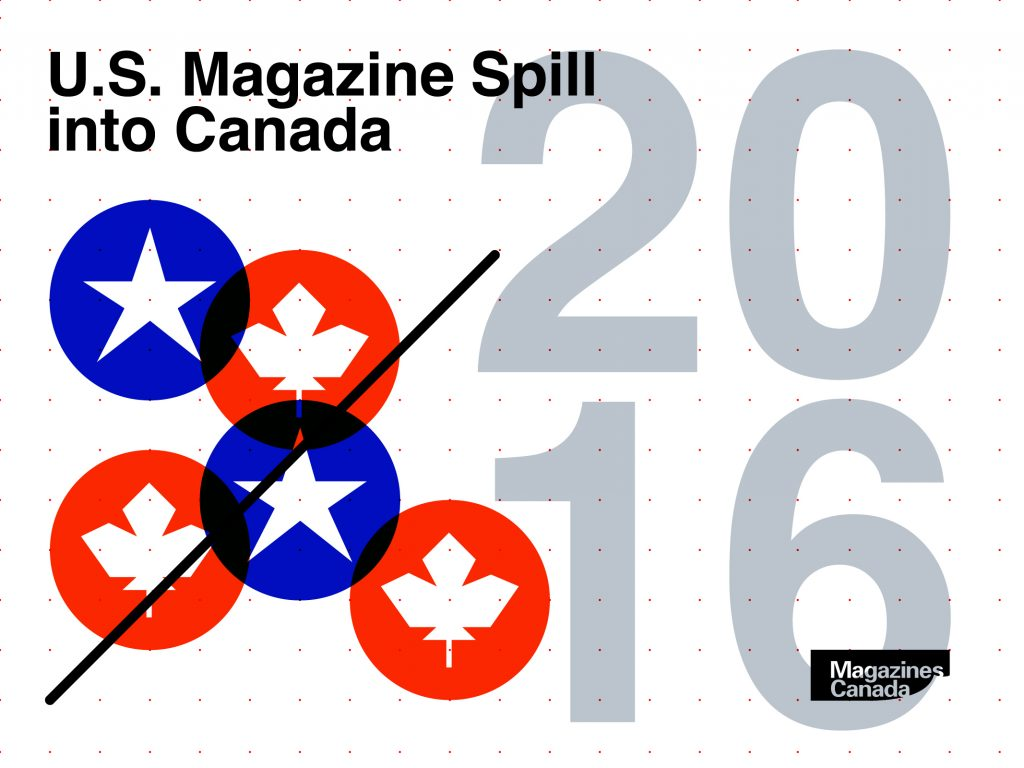 2016 U.S. Spill into Canada