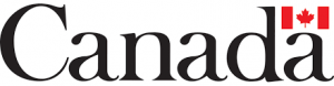 Logo for the Government of Canada