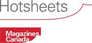 Magazines Canada Hotsheets