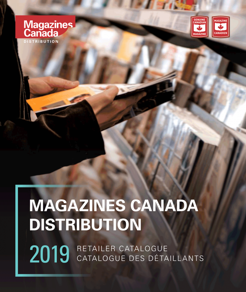 Magazines Canada Distribution: 2019 Retailer Catalogue