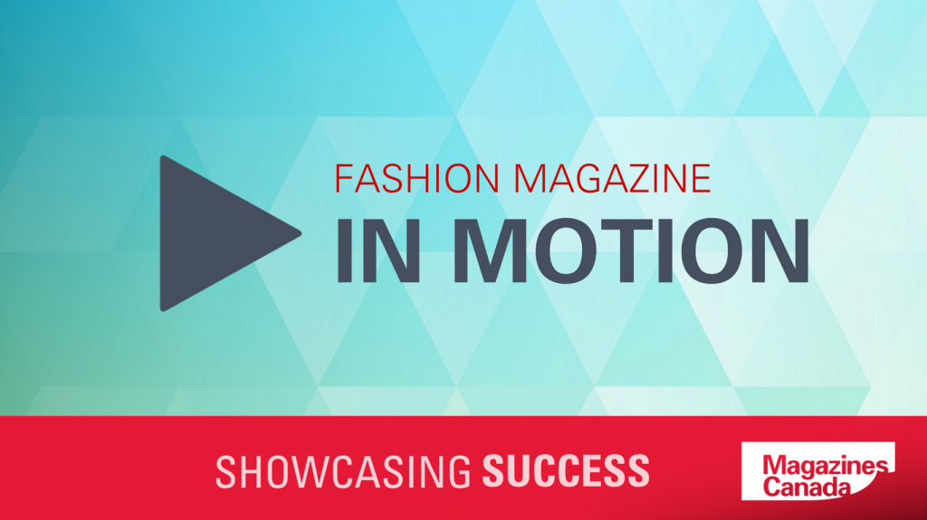 FASHION Magazine in Motion