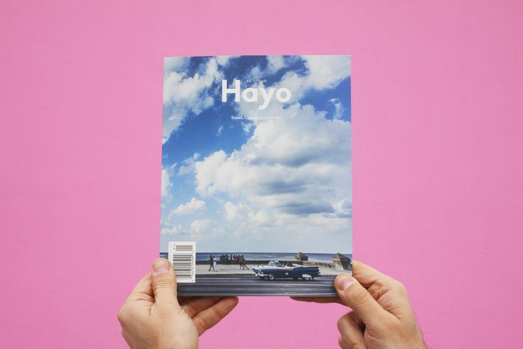 "Hayo Magazine No. 1 ""South"""
