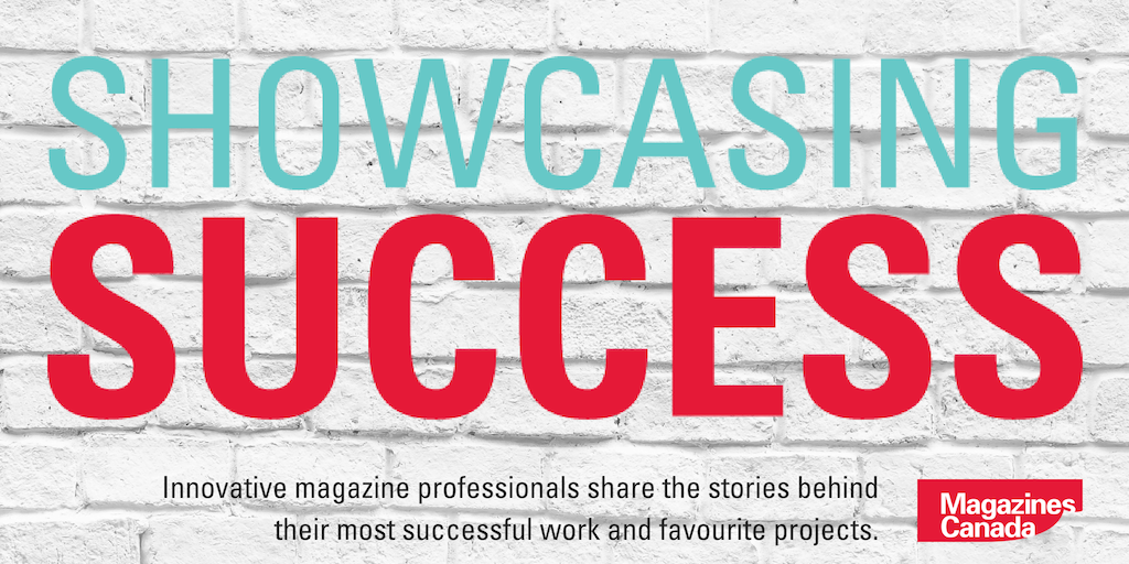 Showcasing Success: Innovative magazine professionals share the stories behind their most successful work and favourite projects.