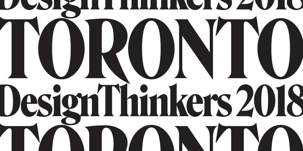 DesignThinkers 2018