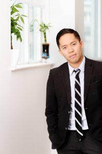 Photograph of Jason Maghanoy
