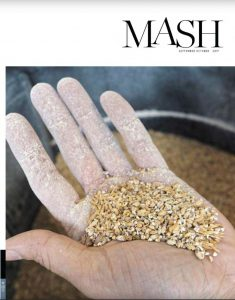 Cover of MASH magazine, Issue 2