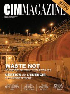 CIM Magazine cover