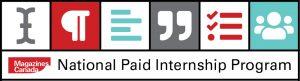 Magazines Canada National Paid Internship Program