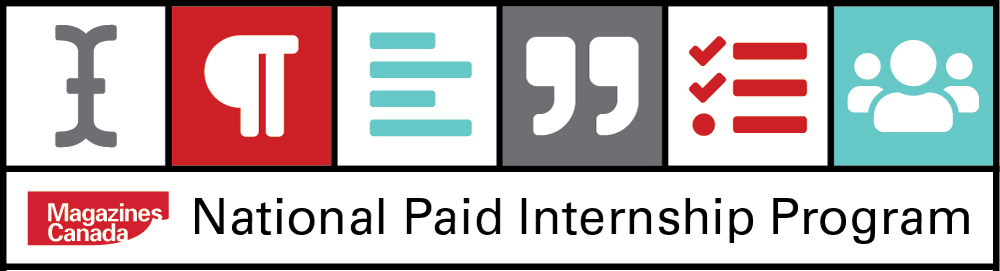 Magazines Canada National Paid Internship Program