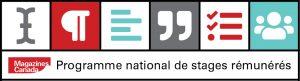 Le Programme national de stages rémunérés de Magazines Canada
