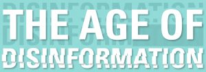 The Age of Disinformation Logo