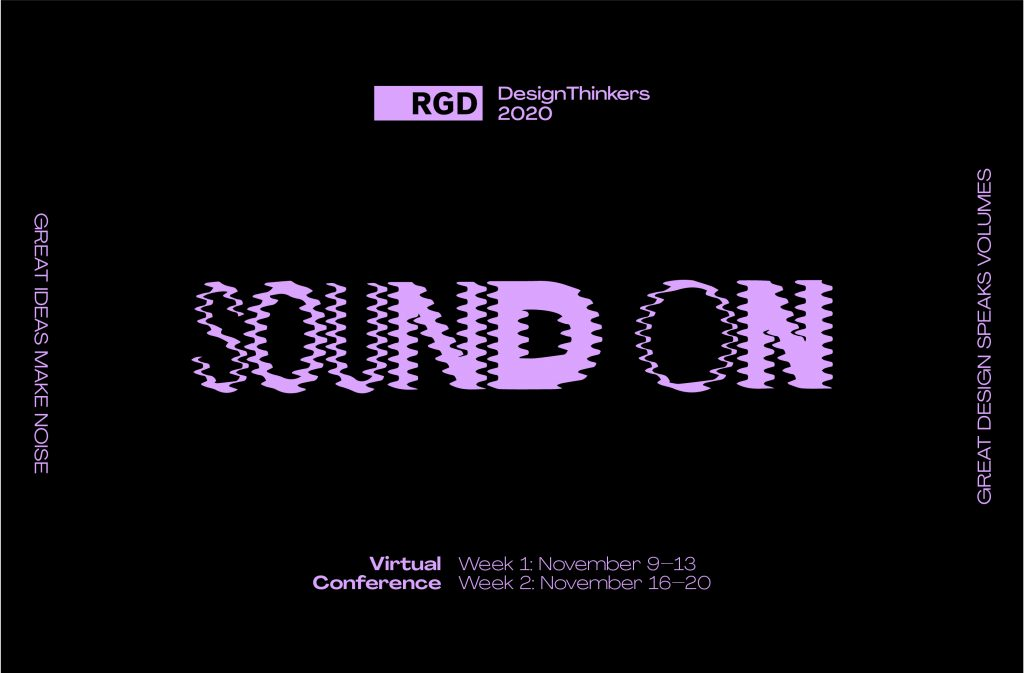 RGD DesignThinkers Virtual 2020