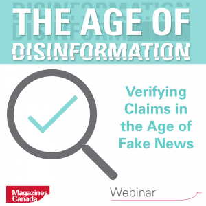 The Age of Disinformation: Verifying Claims in the Age of Fake News