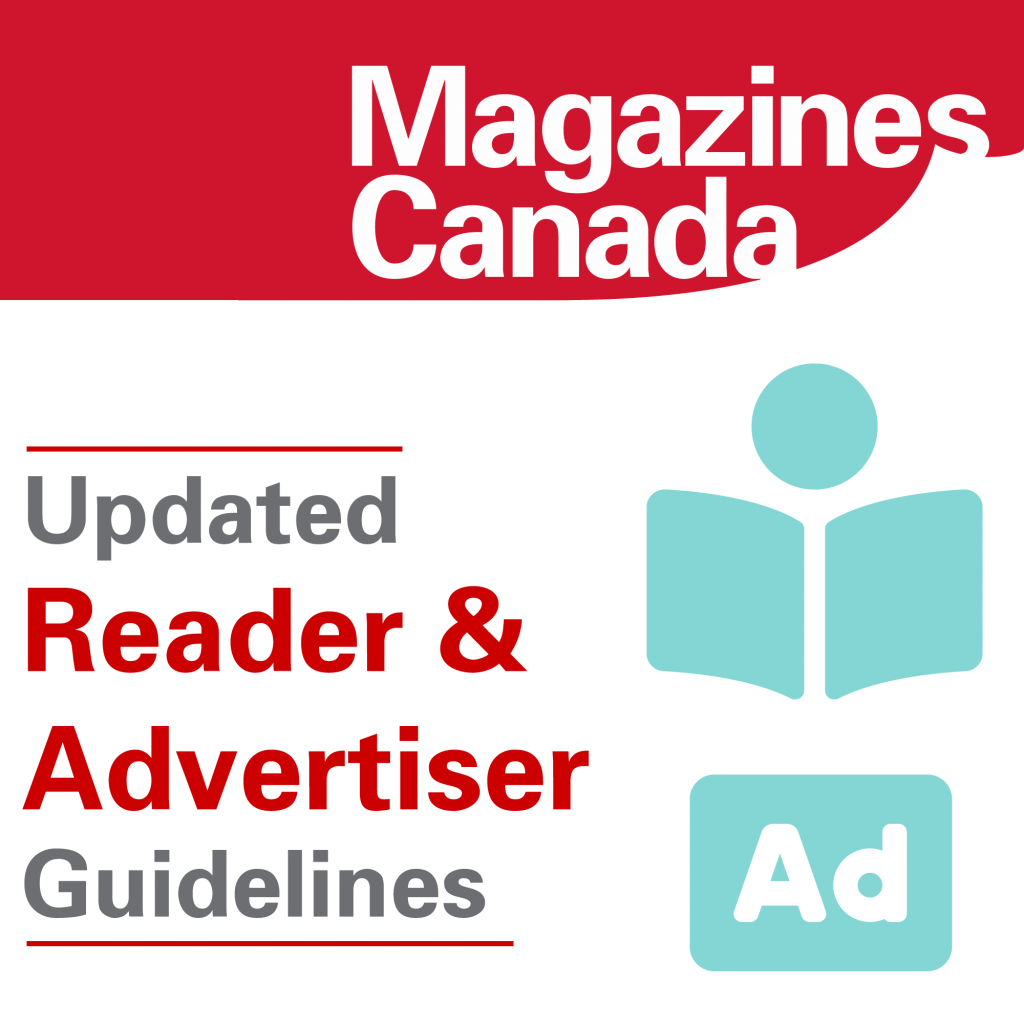 Canadian Magazine Industry Code of Reader and Advertiser Engagement 2020