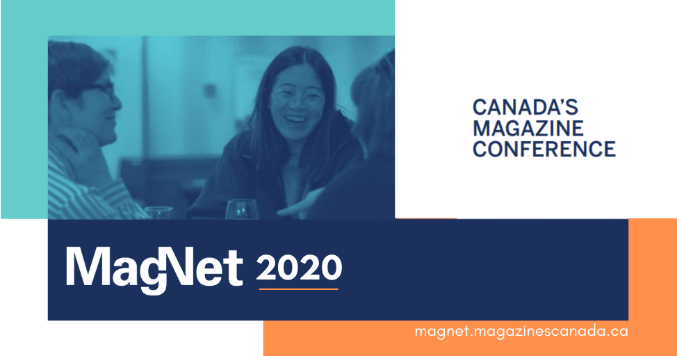 MagNet 2020: Canada's Magazine Conference