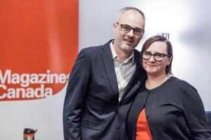 2018 Magazines Canada Volunteer of the Year